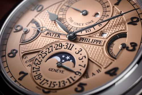 A Patek Philippe Just Auctioned Off For a Record $31 Million USD