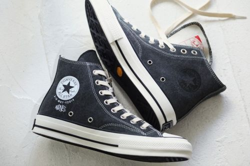 Shawn Yue's MADNESS and Converse Addict Prepare Special Chuck Taylor All-Star High