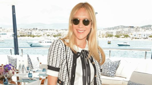 Great Outfits in Fashion History: Chloë Sevigny in Denim Cutoffs at the 2016 Cannes Film Festival