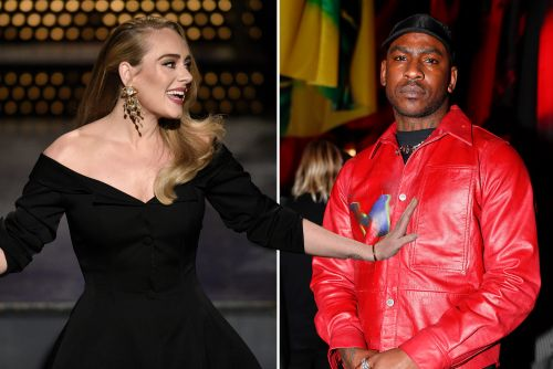 Adele is dating UK rapper Skepta and things are 'heating up'