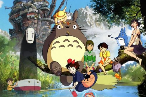 These Studio Ghibli Movies Are Coming to Netflix in April