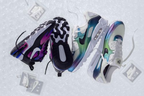 """Nike Unveils the Bubble Wrap Inspired Air Max """"Bubble"""" Pack"""