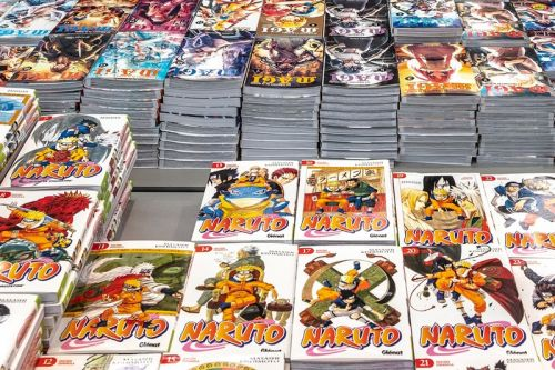 2020 Saw Manga Sales Increase by 44%