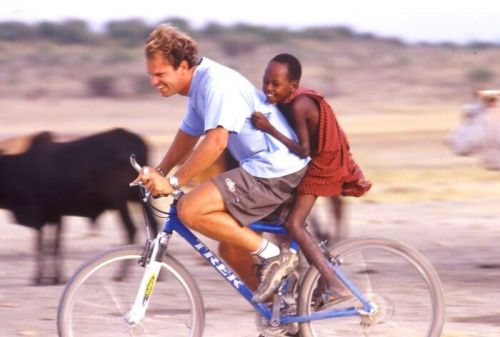 UK Africa Travel Industry Takes to Two Wheels to Protect Rangers and Wildlife