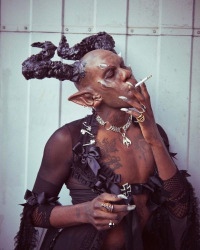Behind the scenes of Yves Tumor's 'Gospel for a New Century' music video