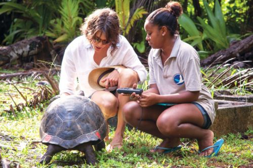 Alphonse Island Introduces New Conservation Experience