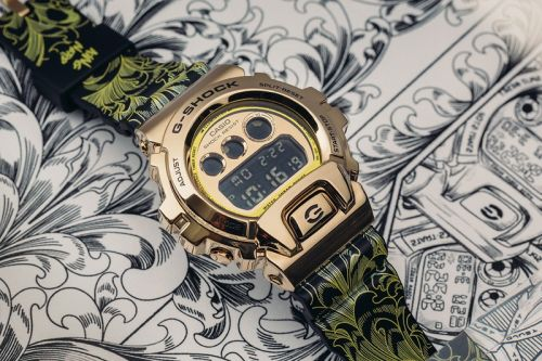 G-SHOCK Teams up With King Nerd For UK Limited Edition