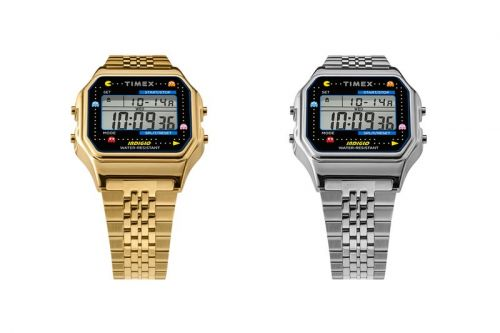 Timex Opens up the Pac-Man T80 for General Release