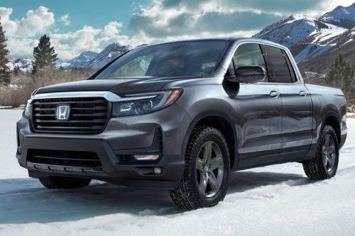 Honda's Ridgeline Pickup Enters 2021 With an All-Wheel Drive Upgrade