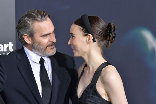 Joaquin Phoenix and Rooney Mara welcome first child, name him River