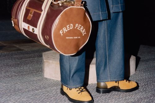 Nicholas Daley Reworks Fred Perry Accessories for SS20 Capsule
