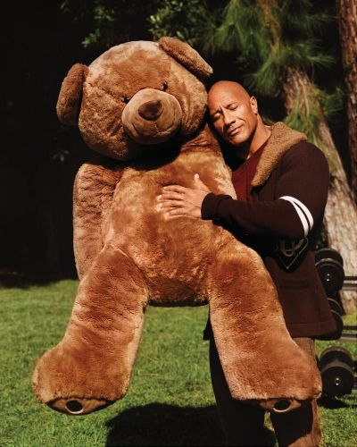 Dwayne 'The Rock' Johnson Shares Another Side with WSJ. Magazine