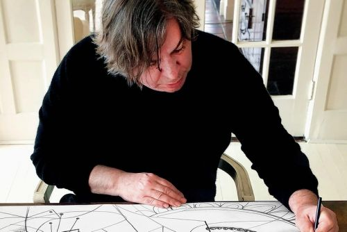 Hauser & Wirth Announces Online Exhibition of George Condo Isolation Drawings