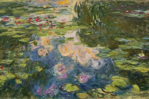 Sotheby's to Auction $40 Million USD Monet 'Water Lilies' Painting In May