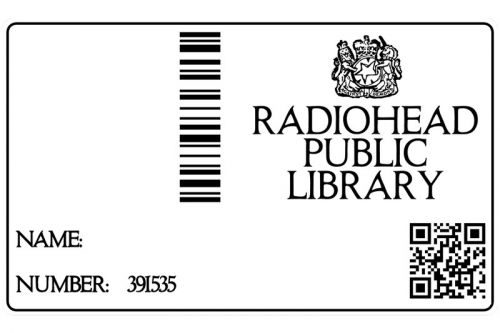 """Radiohead Generously Makes Its """"Library"""" of Content for Free"""