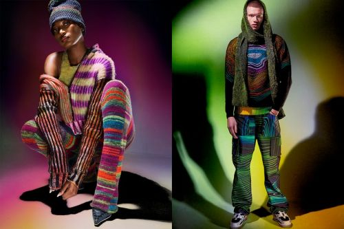 AGR Is Reinventing Knitwear for Rebellious Anti-Conformists