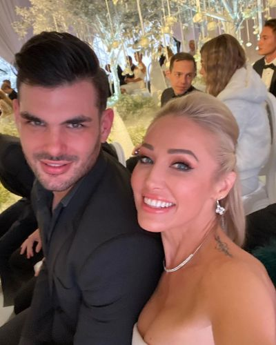 'Selling Sunset' Couple Mary and Romain Talk Married Life, Their 'Overdue' Honeymoon and Baby Plans