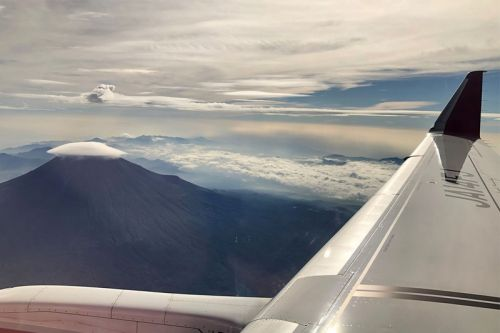 Fuji Dream Airlines to Offer Mount Fuji Sightseeing Flights