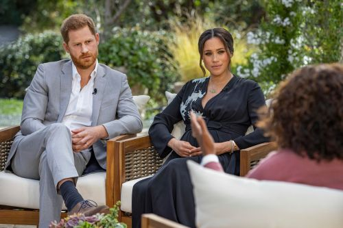 Meghan and Harry should quit whining instead of complaining to Oprah