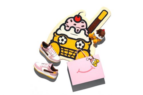 """Detailed Look at Vandy the Pink and HBX's """"Ice Cream"""" Collection"""
