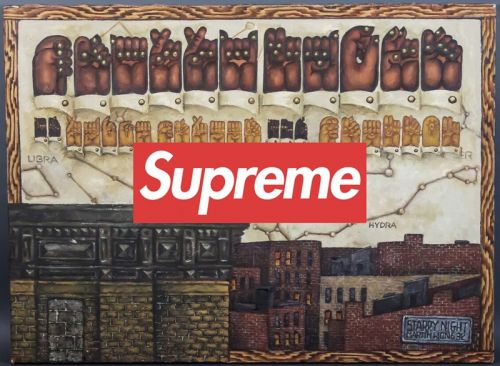 Two Major Artists to Know from Supreme's Fall/Winter 2019 Collaborations