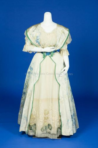 Dressc.1903-1908United StatesThe Historic Costume & Textiles