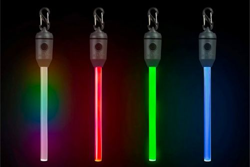Nite Ize Offers an LED Alternative To Chemical-Filled Glow Sticks