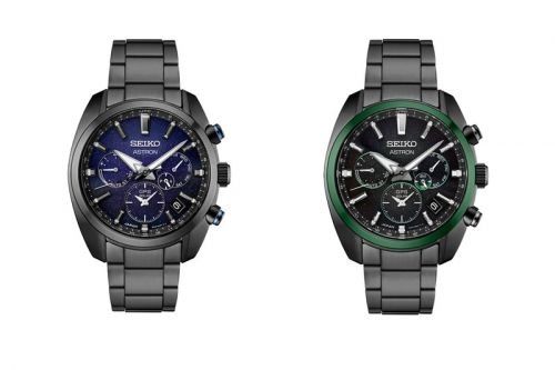 The New Seiko Astron Takes You to the Stars