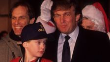 People Want Donald Trump Cut Out of Home Alone 2-Including Macaulay Culkin