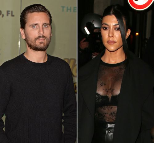 It's Complicated? Scott Disick Tells Ex Kourtney Kardashian He Loves Her in a Sneak Peek 'KUWTK' Clip