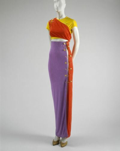 Evening Ensemble Gianni Versace Spring/Summer 1994The MET