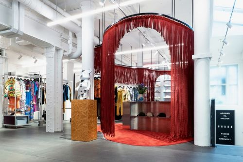 A Look Inside Wood Wood's New London Store