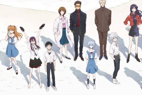 Amazon Prime Video Shares Two-Minute Teaser for 'Evangelion: 3.0+1.01: Thrice Upon A Time'