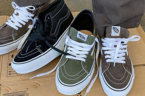 JJJJound Teases Its Collaborative Vans Sk8-Mid Collection