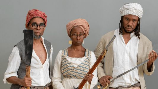 The Story of Costuming Dread Scott's Reenactment of the Largest Slave Rebellion in U.S. History