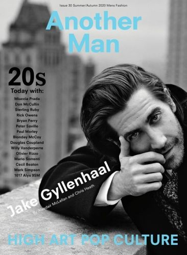 How to get Another Man's Jake Gyllenhaal-fronted issue for free