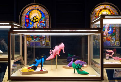 Christian Louboutin's New Paris Exhibit Looks Beyond the Red Sole and Into the Man Behind It