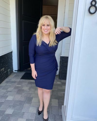 Get It, Girl! Rebel Wilson Reveals She Hit Her 'Goal Weight' With '1 Month to Spare'