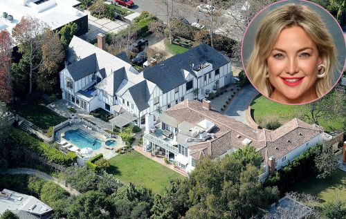 Kate Hudson's Home Is Stunning! Take a Tour of the Actress' Sprawling Estate