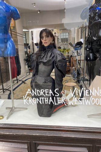 Andreas Kronthaler For Vivienne Westwood: Ready-to-wear AW21