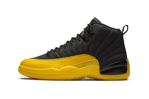 "Take An Official Look at Air Jordan 12 ""University Gold"""