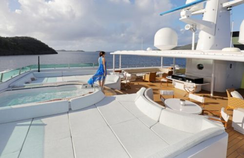Yersin: The Eco Superyacht for Sustainable Explorers