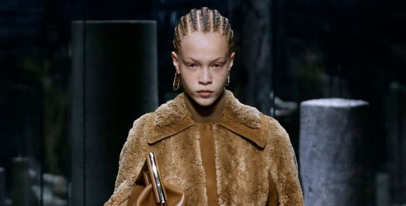 Kim Jones Makes His Ready-to-Wear Debut at Fendi