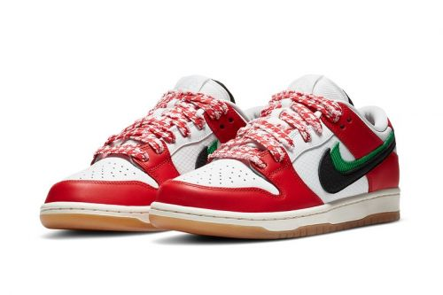 """Official Look at the Frame Skate x Nike SB Dunk Low """"Habibi"""""""