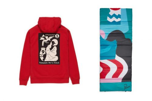 Parra Unveils Graphic Hoodies, Sleeping Bags & More in Latest SS20 Drop