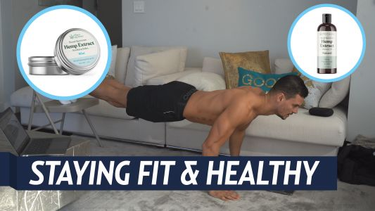 How A Trainer Trains At Home: Evan Betts