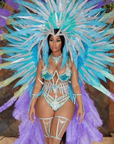 Nicki Minaj is donating $25,000 to St. Jude's Home for Girls in Trinidad