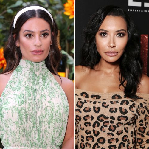 'Glee' Alum Lea Michele Deletes Twitter Account After Former Costar Naya Rivera's Disappearance