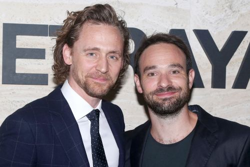 'Betrayal' stars Hiddleston, Cox dish on being total theater geeks