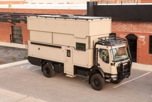 The Best Off-road Campers for Overlanding Exploits